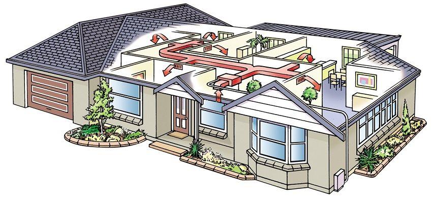 Для ремонта и обслуживания вентиляционной системы лучше привлекать специалистов