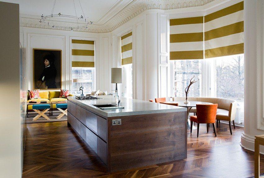 Димаут - плотные шторы, не пропускающие солнечный свет, хорошо подходят для кабинетов и офисов