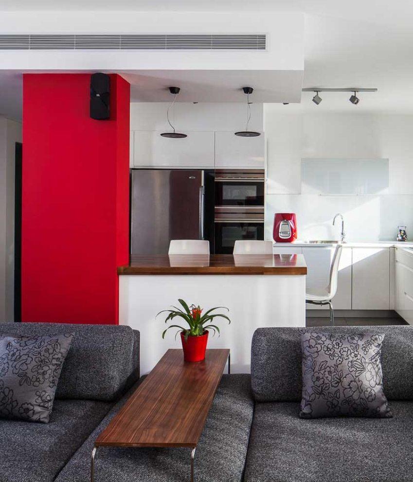 Вентиляционные отверстия в кухне обеспечат приток свежего воздуха и помогут избавиться от неприятных запахов
