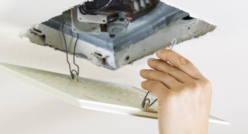 Вентилятор для ванной бесшумный с обратным клапаном - устройство, выбор, особенности установки