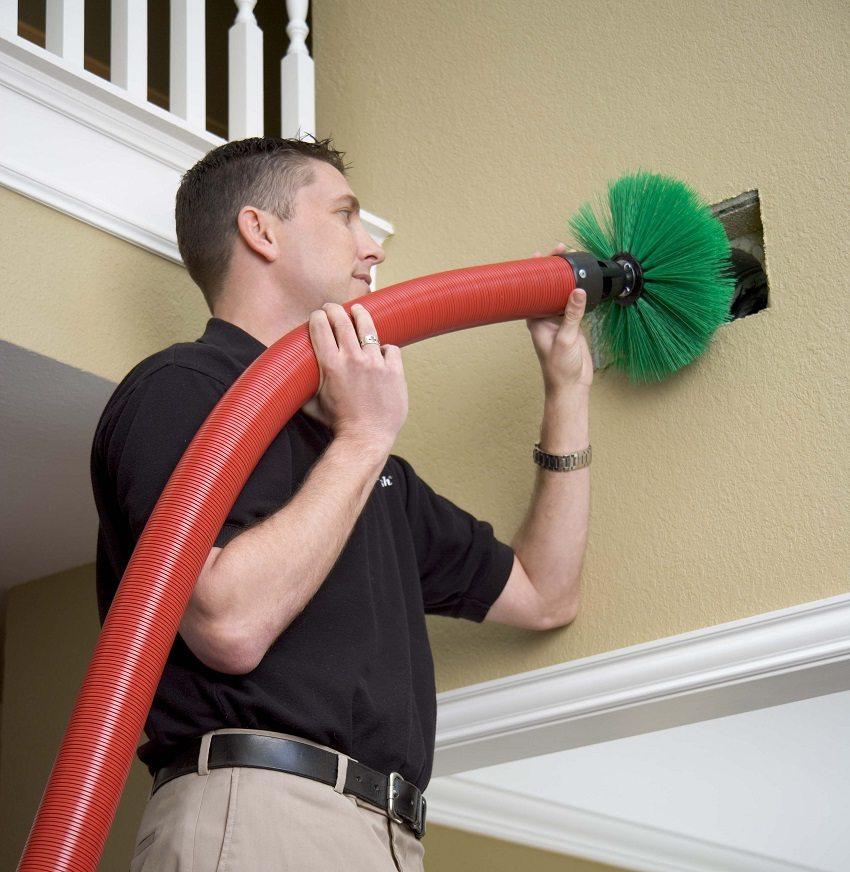 Своевременная чистка вентиляции обеспечит её безупречную работу