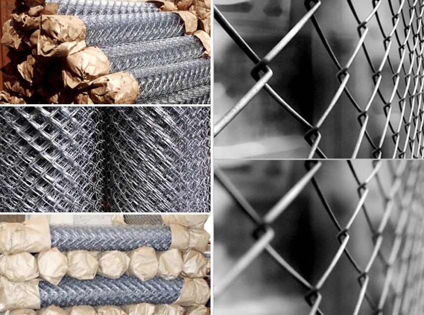 Сетку-рабицу применяют при нанесении слоя штукатурки толщиной свыше 30 мм