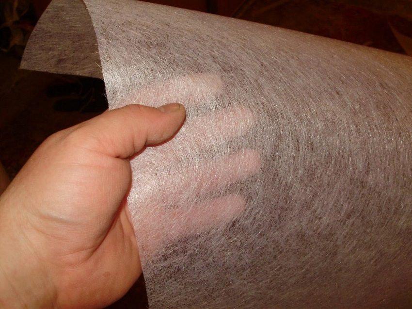 Стеклохолст - эффективное средство против растрескивания штукатурки