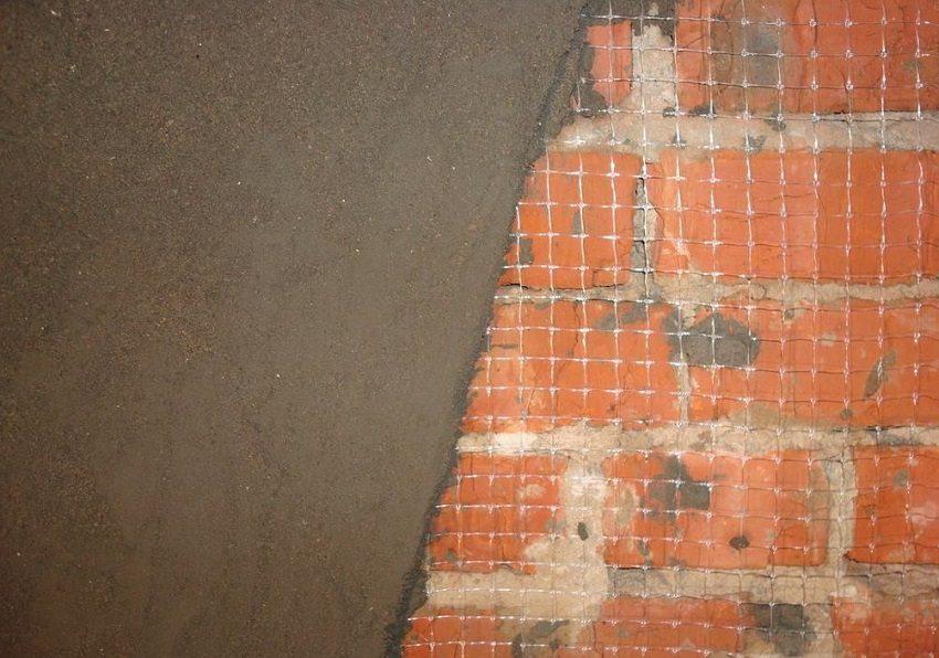 Полимерные сетки – оптимальное решение для армирования под штукатурку стен и фасадов из большинства существующих материалов