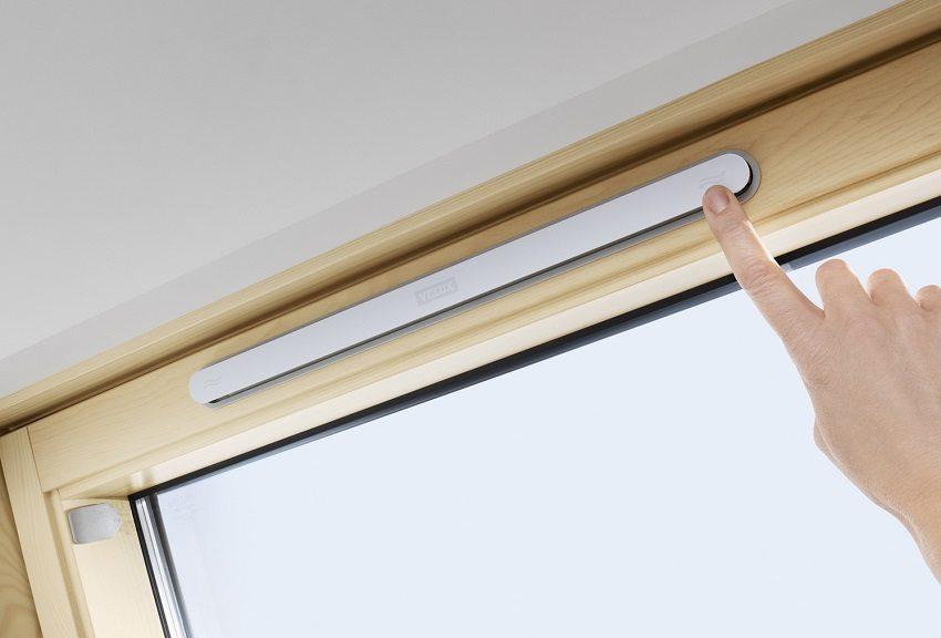 Для естественной циркуляции воздуха герметичные рамы окон следует оборудовать вентиляционным клапаном