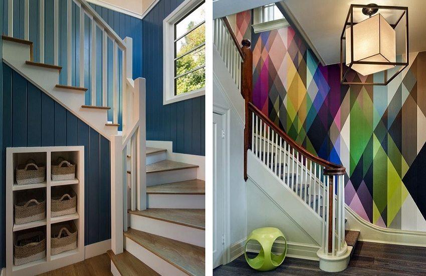 Маршевые лестницы - самый популярный способ обустройства лестниц