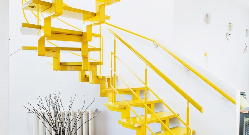 Лестница своими руками схема 848