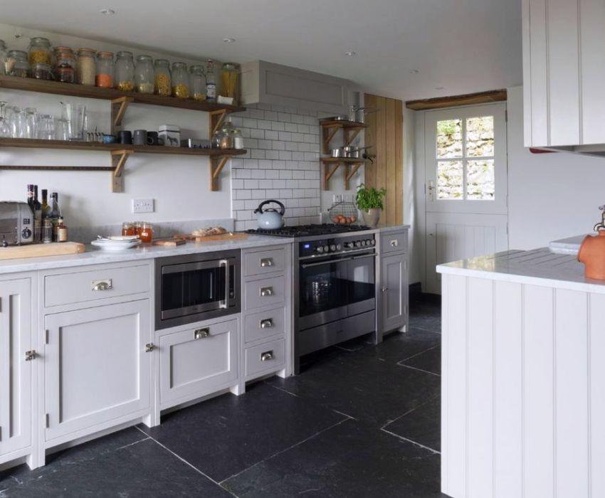 Для строительства полноценного кухонного помещения необходимо обустройство фундамента