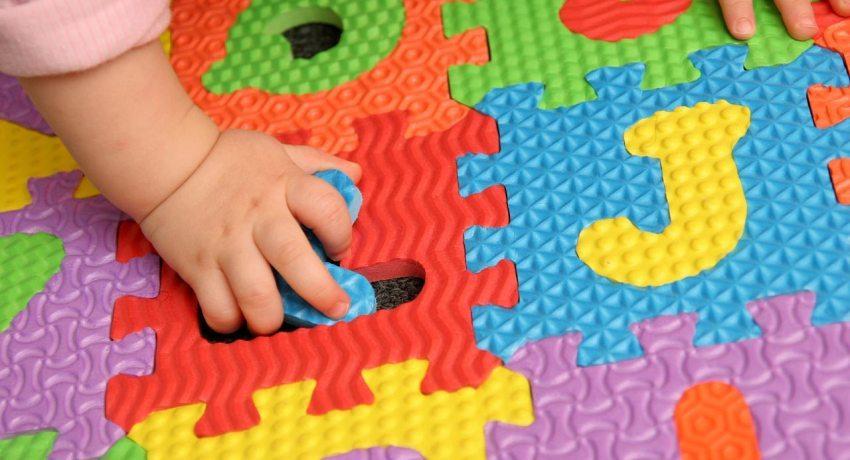 Мягкий пол для детских комнат – красиво, удобно и безопасно