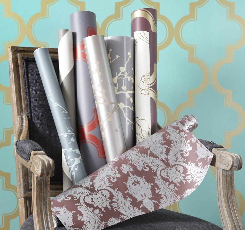 The market of finishing materials offers a wide choice of paper wallpapers
