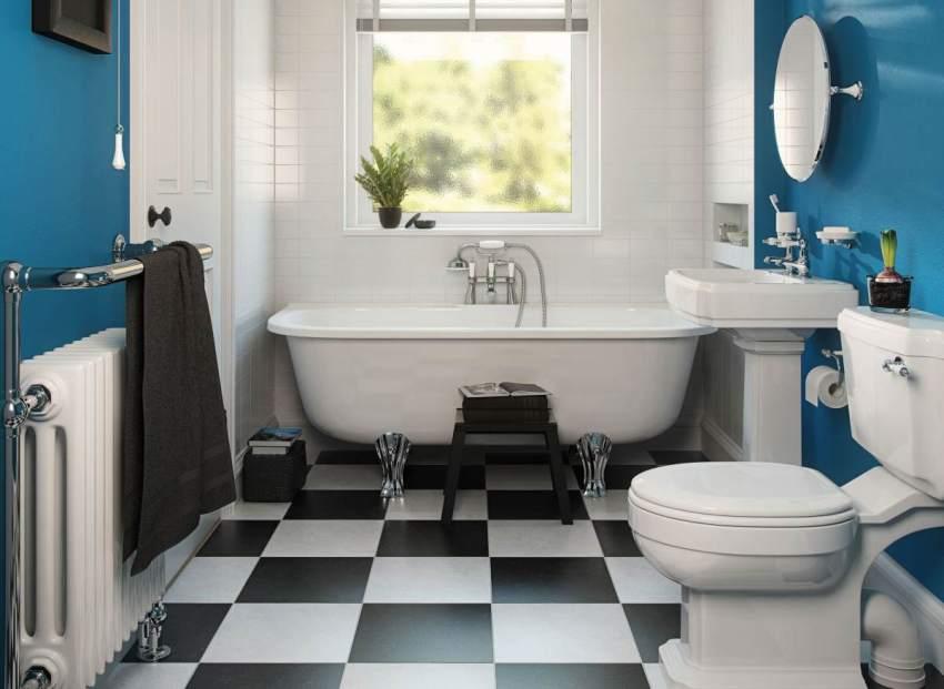 Обустройство эффективной вентиляции в ванной комнате устранит влажность и затхлый запах в помещении