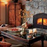 Печь-камин для дачи длительного горения: создаем тепло и уют в загородном доме