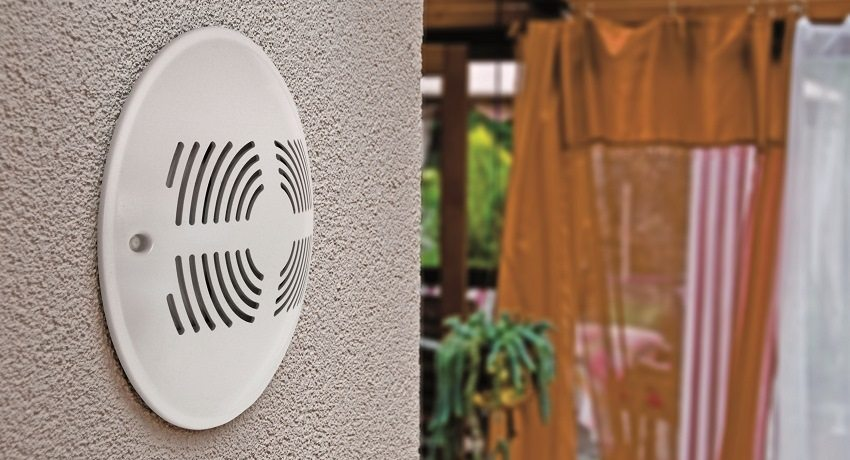 Приточный клапан в стену — эффективный воздухообмен помещения