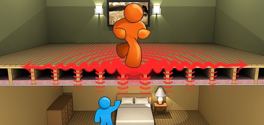 Чтобы эффективно снизить уровень шума, нужно правильно подобрать шумоизолирующие материалы для обустройства потолка
