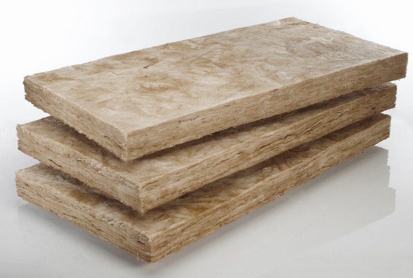 Минеральная вата - экологичный материал с хорошими звукопоглощающими свойствами