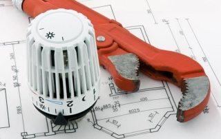 Схема отопления 2-х этажного частного дома: виды разводки и расчет оборудования