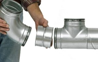 Трубы для вентиляции: их основные свойства и параметры выбора