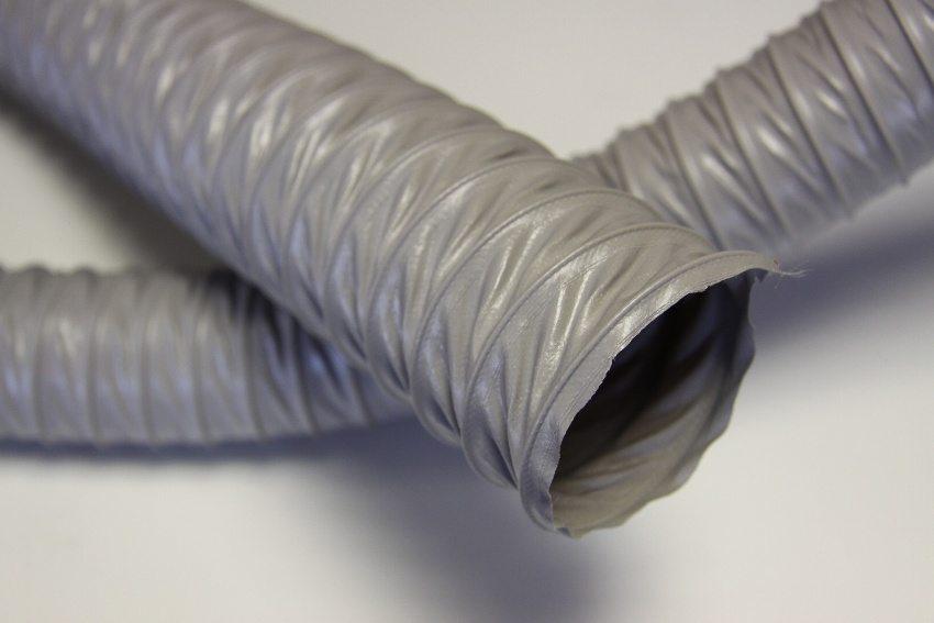 Полиуретановый шланг для монтажа вытяжных вентиляционных систем