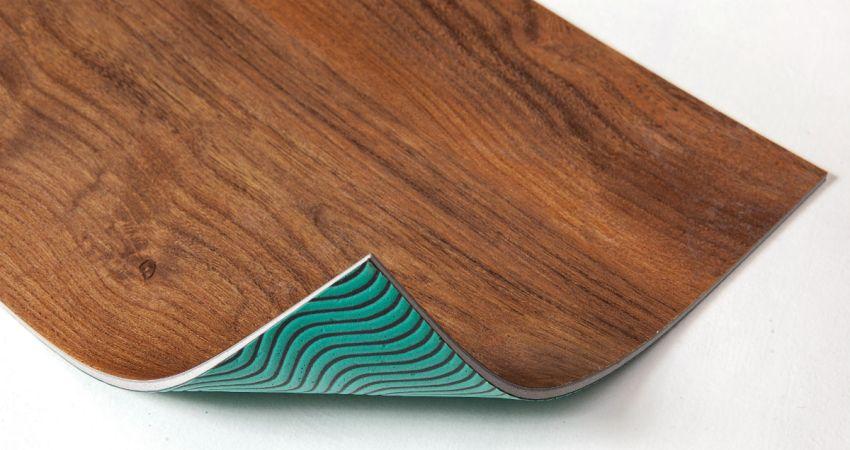 Виниловый пол - гибкий, прочный, износостойкий и долговечный материал