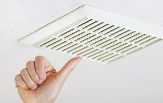 Вытяжка в ванную комнату: устраняем избыточную влажность