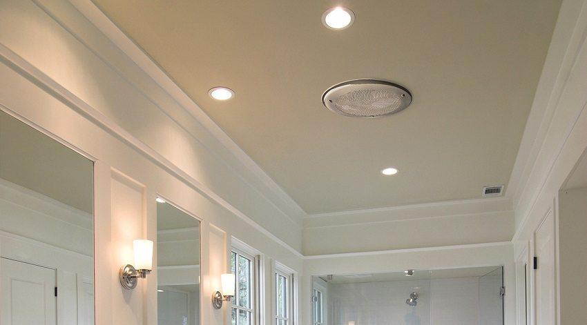 Современные вытяжки в ванную комнату могут быть оборудованы дополнительными функциями: таймером, датчиком движения, измерителем влажности
