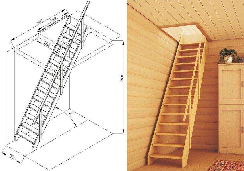 Чердачные лестницы симферополь