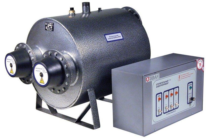 Стоимость тенового котла в разы меньше, чем у агрегата с индуктивным или электродным нагревом