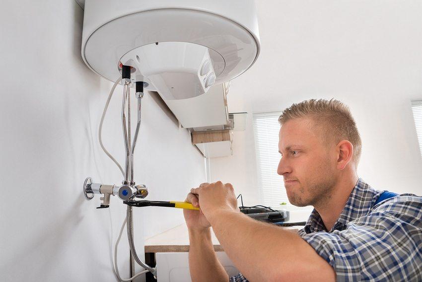 Установка электрического котла в частном доме