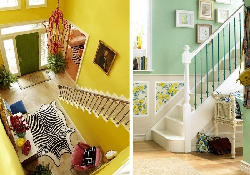 Декоративная штукатурка – простой и надежный вид оформления стен