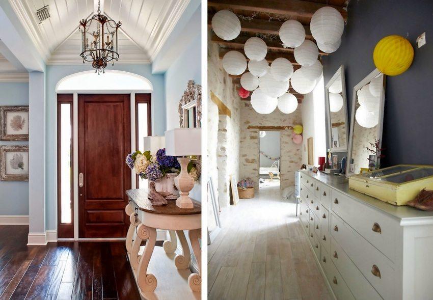 Интересный декор – залог создания красивого и необычного интерьера в любом помещении
