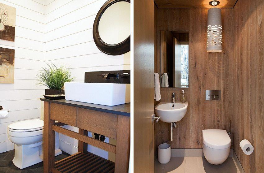 Пластиковые панели - практичное решение для оформления туалета
