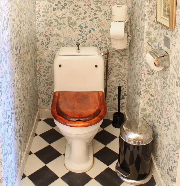 Дизайн маленького туалета показать