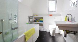 Дизайн ванных комнат, совмещенных с туалетом: фото интересных решений