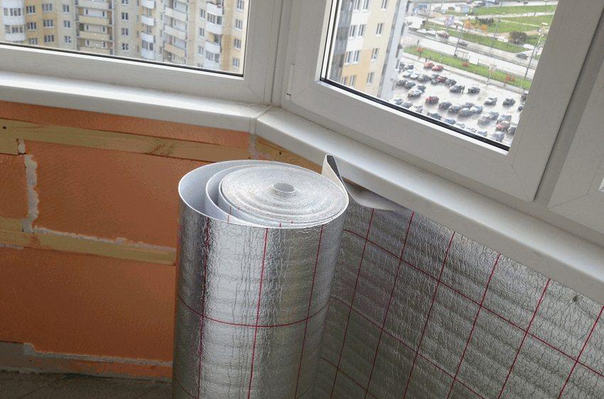 Пенофенол - теплоизоляционный материал нового поколения, прекрасно подходит для утепления балконов изнутри