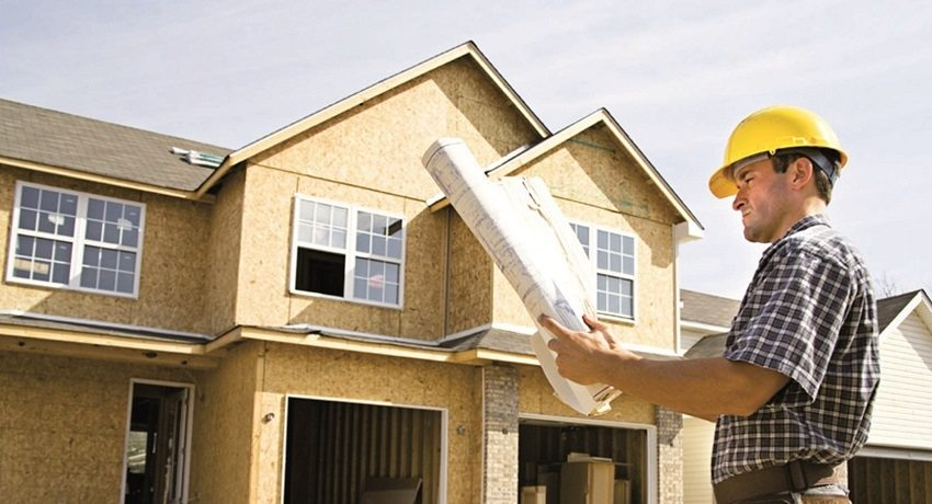 каркасный дом из осб своими руками пошаговая инструкция - фото 10