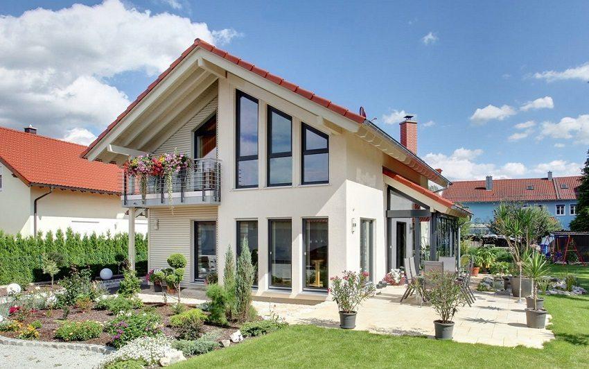 Каркасные конструкции приобретают все большую популярность в области строительства домов