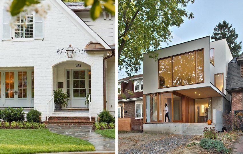Примеры дизайна крыльца для частного дома