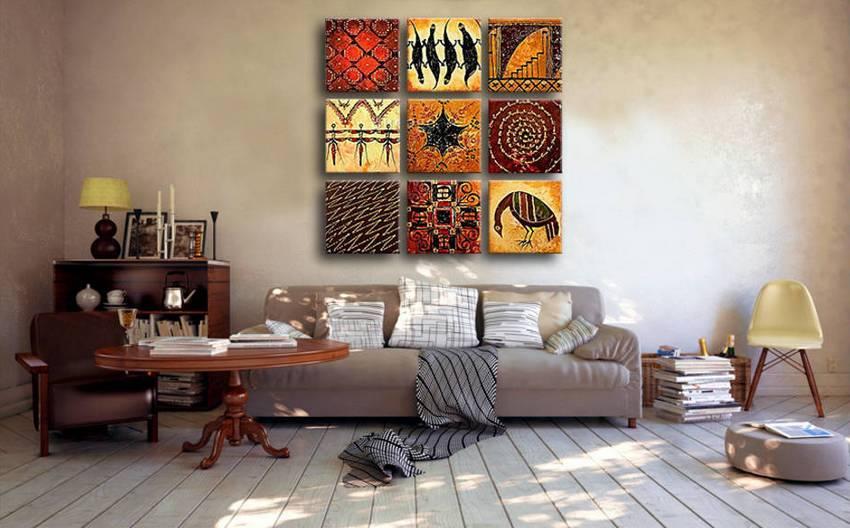 Декоративная штукатурка – изысканный способ оформить стены зала