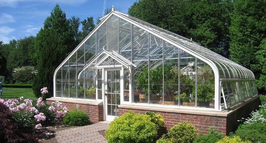 Теплица из поликарбоната позволит растить урожай независимо от погодных условий