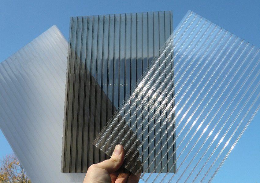 Прозрачный сотовый поликарбонат - подходящий материал для обустройства теплицы
