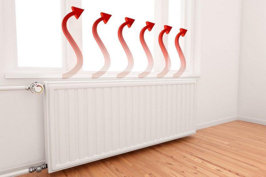 Благодаря встроенному терморегулятору на радиаторах отопления в помещении всегда будет комфортная температура