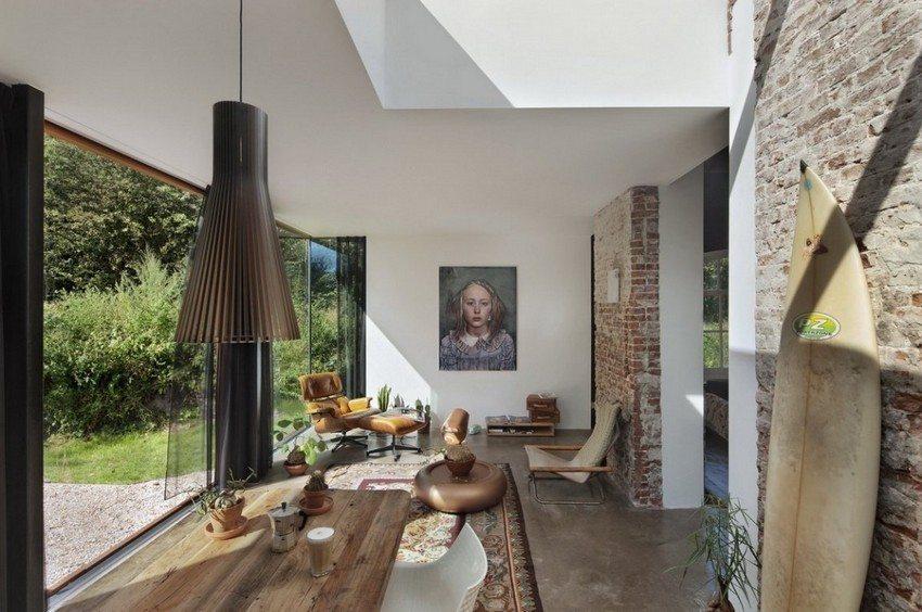 Веранда объединяет в себе домашний уют и высокий уровень комфорта с общением с природой
