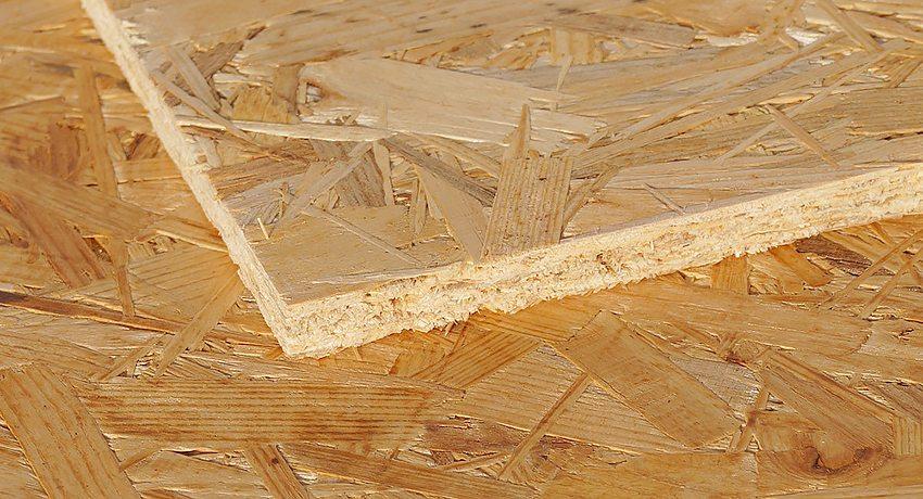 ОСБ имеет высокую надежность, подтверждённую на практике строительства и ремонта