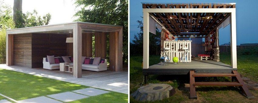 Удобная мебель наполнит постройку уютом