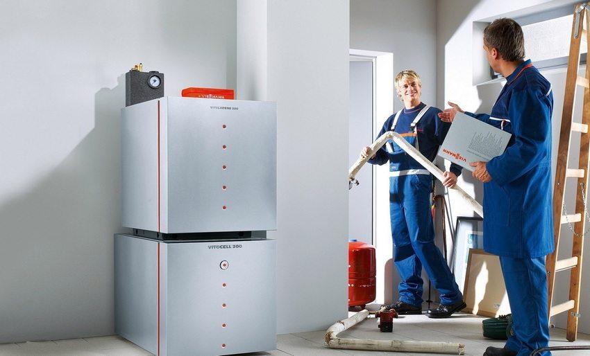 Если при замене отопительного оборудования нет возможности прочистить старые трубы, стоит заменить их новыми