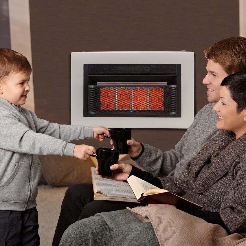 Использование инфракрасного обогревателя – простой и эффективный способ поддержания комфортной температуры в помещении