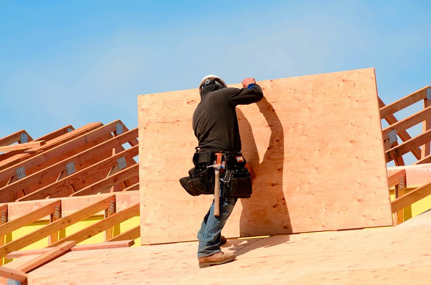 ОСБ плиты являются одним из основных конструкционных материалов в строительстве