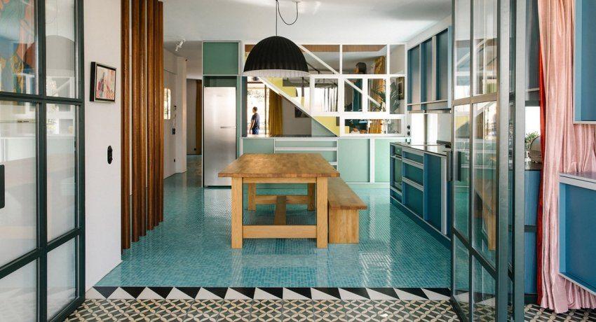 Напольная плитка для кухни: фото и цены популярных видов