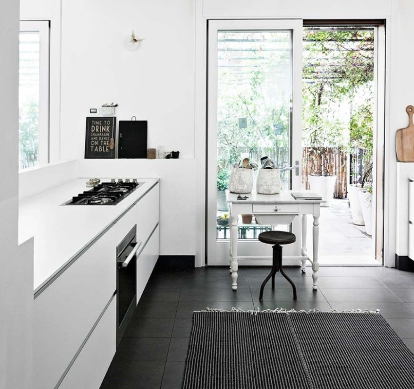 Керамическая плитка - практичное решение для отделки кухни