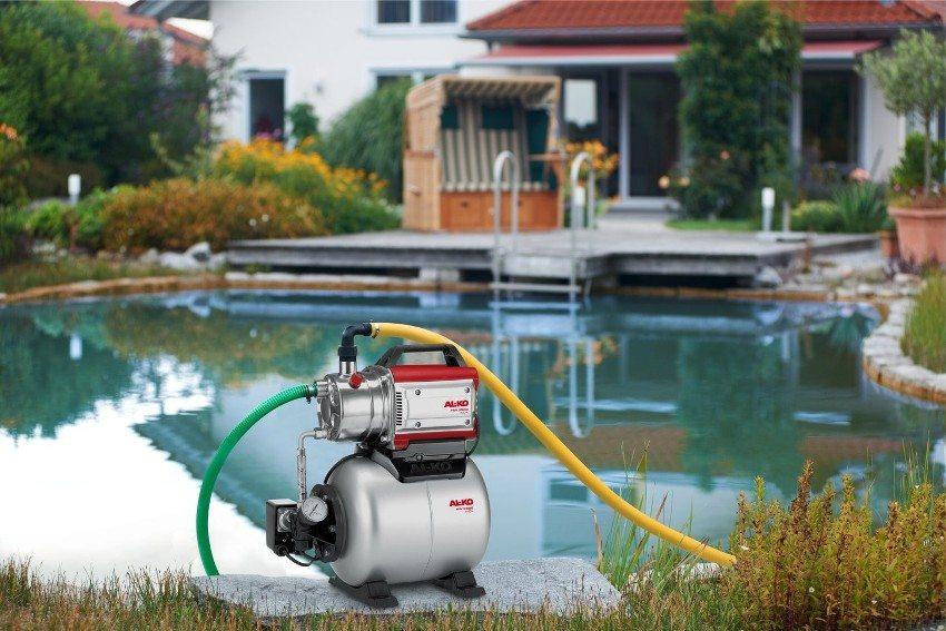 Насосная станция для частного дома: водоснабжение загородного участка
